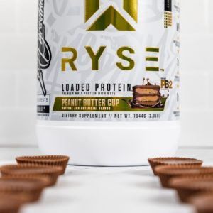 Ryse Supps Loaded Protein PB Cup
