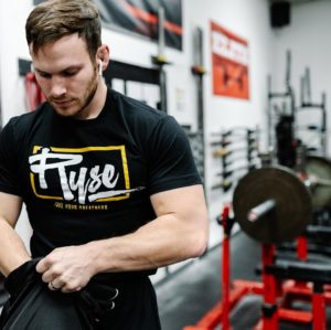Ryse Supps CEO Nic Stella