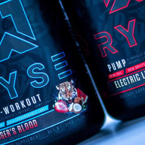 Ryse Supps Project Blackout Pre and Pump