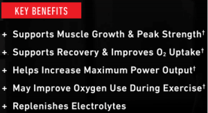 Scivation Xtend Perform Benefits