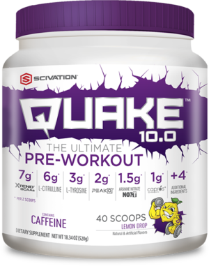 Scivation Quake