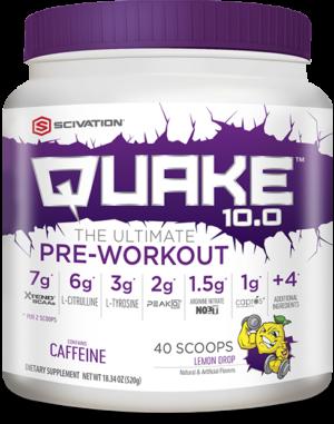 Scivation Quake