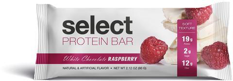 Select Protein Bar White Chocolate Raspberry