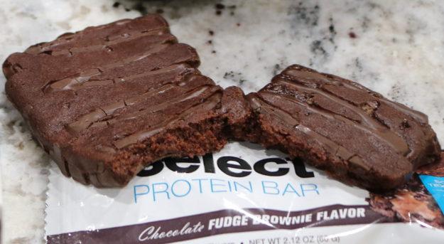 Select Protein Bars Chocolate Fudge Brownie
