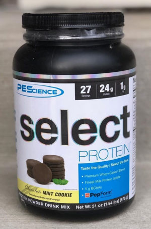 Select Protein Chocolate Mint Cookie