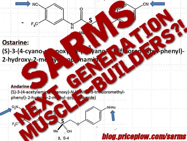 Selective Androgen Receptor Modulators