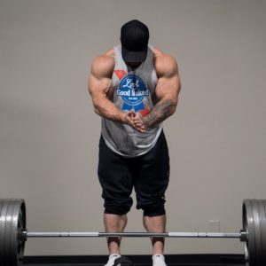 Seth Feroce Deadlift
