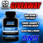 SNS Cissus XT Giveaway