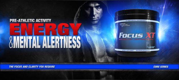 SNS Focus XT Energy