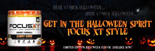 SNS Focus XT Halloween