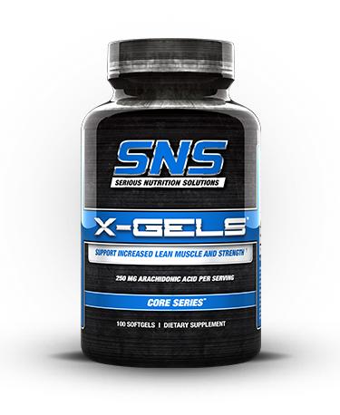 SNS X-Gels