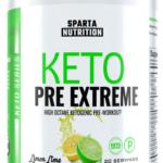 Sparta Nutrition Keto Pre Extreme