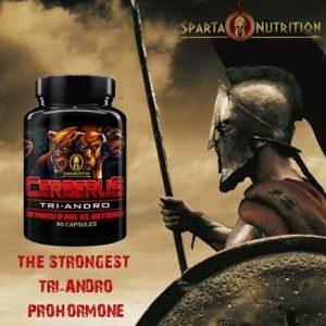 Sparta Nutrition Cerberus Strongest