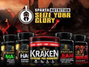Sparta Nutrition Glory