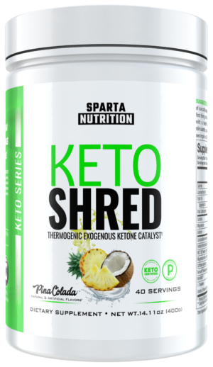 Sparta Nutrition Keto Shred