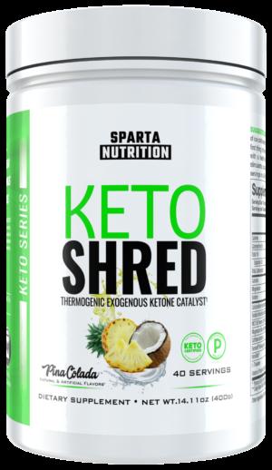 Sparta Nutrition Keto Shred