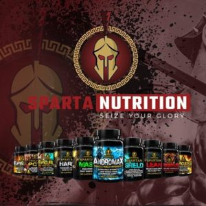 Sparta Nutrition Products
