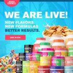 Sparta Nutrition Rebrand