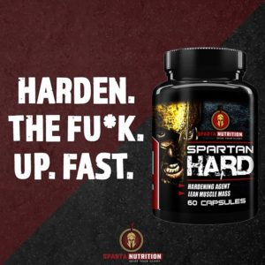 Looking to recomp in a hurry? Spartan Hard is the choice for you!