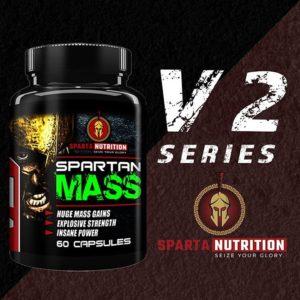 Sparta Nutrition Spartan Mass V2