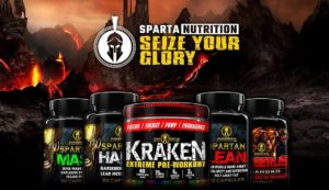 Sparta Nutrition V2 Lineup