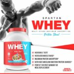 Sparta Nutrition Spartan Whey Highlights