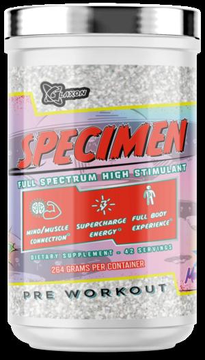 Specimen Pre Workout