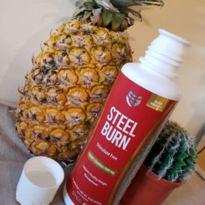 Steel Burn Pineapple