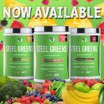 SteelFit Steel Greens Flavors