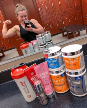 SteelFit Supp Stack