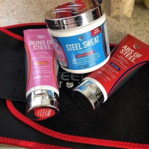 SteelFit Weight Loss Stack