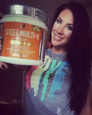 SteelFit Multivitamin