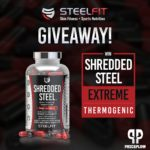 SteelFit Shredded Steel