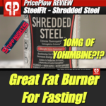 SteelFit Shredded Steel Review Square