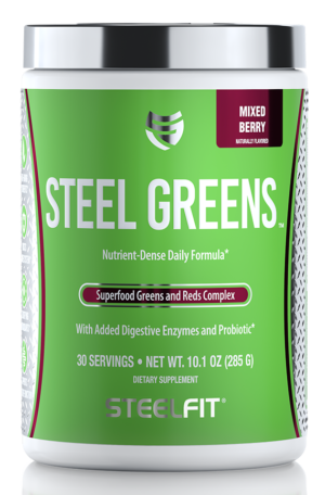 SteelFit Steel Greens