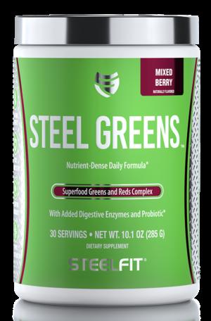SteelFit Steel Greens