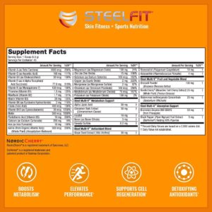 SteelFit Steel Multi-V Label