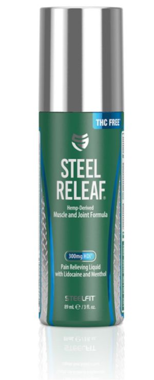 SteelFit Steel Releaf Bottle