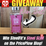 SteelFit Steel Slim PricePlow Giveaway