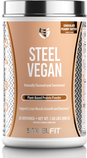 SteelFit Steel Vegan