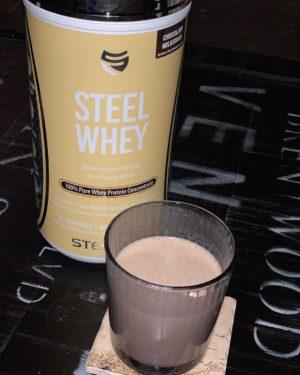 SteelFit Steel Whey Shake