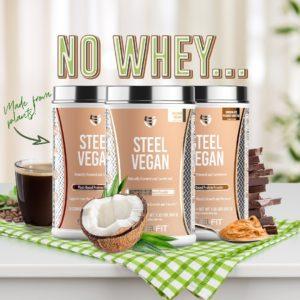 SteelFit Vegan Protein