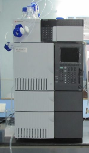Stiriti Ayur Therapies HPLC Machine