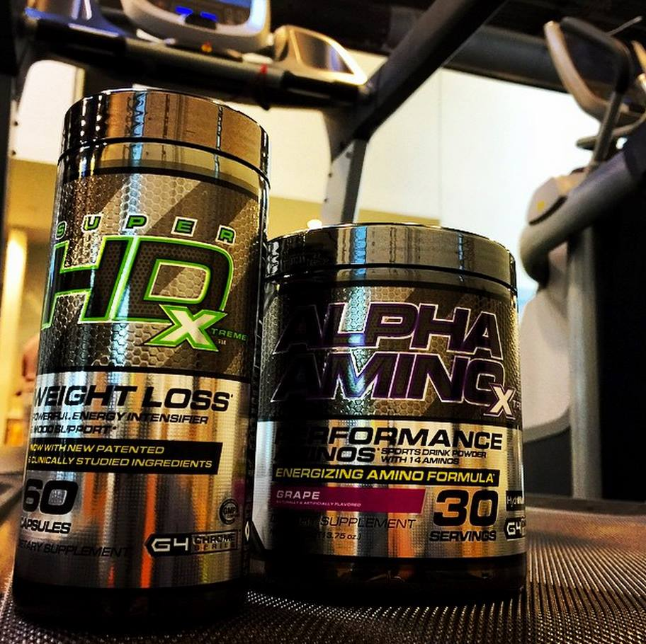 Cellucor Super Hd Xtreme Long Lasting Energy