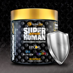 SuperHuman Armor Shield