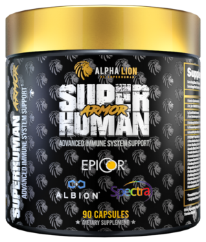 SuperHuman Armor