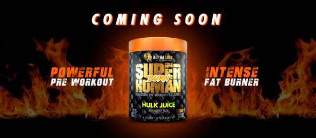 SuperHuman Burn Reveal Banner