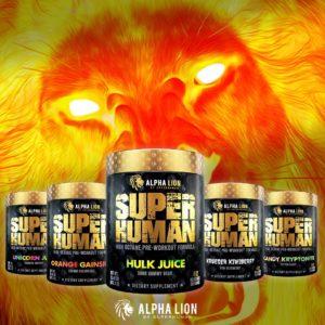 SuperHuman Flavors