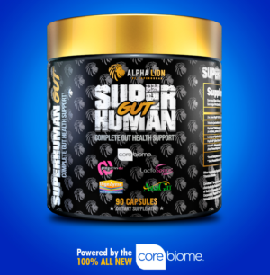 SuperHuman Gut Core Biome
