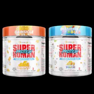 SuperHuman Protein